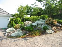 small rock garden lino lakes