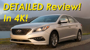 what is the eco button on hyundai sonata 2015 hyundai sonata eco detailed review and road test in 4k