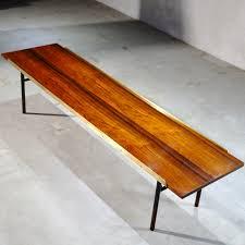 finn juhl bo 101 rosewood bench or table u2013 moto furniture 北欧家具