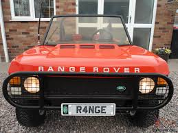 land rover classic for sale childs 2 seater petrol range rover classic kids childrens tot rod rare
