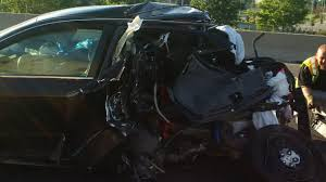 nissan canada june 2015 1 dead in collision at 401 u0026 dixie