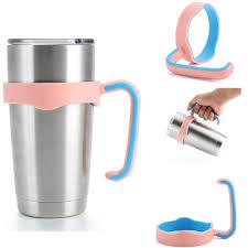 handle for 20 oz stainless steel rambler insulated tumbler mug