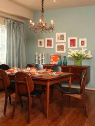 Dining Rooms Lilac Walls Tray Ceiling Black White Art White - Colors for dining room