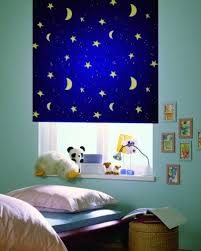 verdunkelungsrollo kinderzimmer verdunklungsrollo rollo kinderzimmer sterne sternenhimmel 102 x