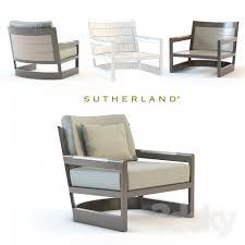 Sutherland Outdoor Furniture 3d Models Arm Chair Sutherland Furniture Great Lakes Lounge Chair