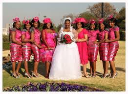 sowetan weddings in the on the move hleki s wedding