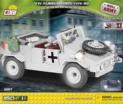 volkswagen kubelwagen vw kübelwagen typ 82 small army ww2 for kids wiek cobi toys