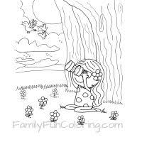 camping coloring pages rainy camping coloring u2013 craft jr
