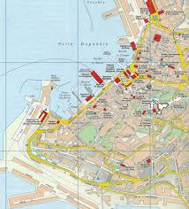 Marin Maps Trieste Map