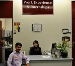 Hunter Student Help Desk by Internship Hunter Sac City Express
