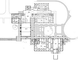 Recreation Center Floor Plan by Usf Alumni Center Rowe Architects