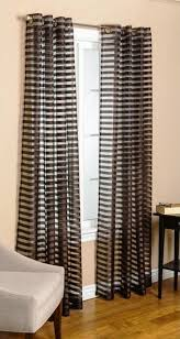 Purple And Cream Striped Curtains 15 Delightful Sheer Curtain Designs For The Living Room Rilane