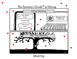 the spinster u0027s guide to dating cartoon blog