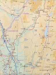 Oregon Usa Map by Map Of Usa Pacific Northwest Washington Oregon Idaho Itm