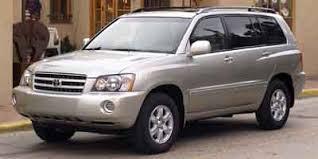 2002 toyota highlander parts and accessories automotive amazon com