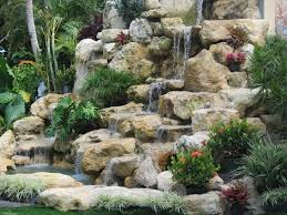 Backyard Water Falls by Waterfall In Florida Backyard Backyard Waterfalls By Waterfalls