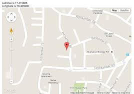 Google Maps By Coordinates Coordinates In Visualforce Map Results In Different Location To