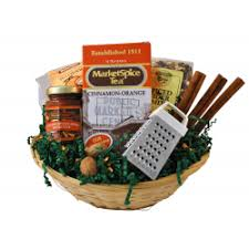 send a gift basket a taste of fall gift basket marketspice