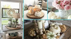 Home Decor Shabby Chic by Diy Shabby Chic Style Fall Coffee Table Decor Ideas Home