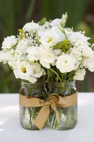 jar floral centerpieces 22 best wedding images on marriage wedding and