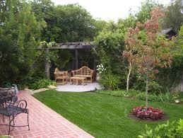 backyard landscape rolitz