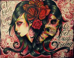 colorful sugar skull photos pictures and