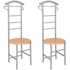 valet de chambre en bois valet de chambre chaise valet de nuit penderie mobile en bois et