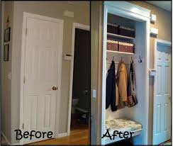 Small Closet Door 26 Best Foyer Closets Images On Pinterest Entryway Closet Entry