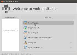 android studio install how to install android studio fedora 25 linux easy guide