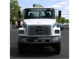 freightliner bucket trucks boom trucks for sale used trucks