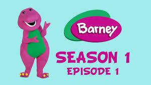 barney u0026 friends season 1 ep 1 queen of make believe youtube