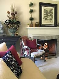 Home Decor Accent Chairs by Decorating The Home For Fall Adding Color Patterns U0026 Textures