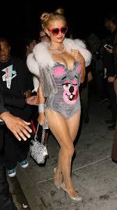 Miley Cyrus Halloween Costumes Paris Hilton Flaunts Bod Miley Cyrus Halloween Costume