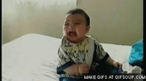 Laughing Baby Meme - baby laughing gif find share on giphy