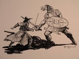 solomon kane by gary gianni the swords of robert e howard