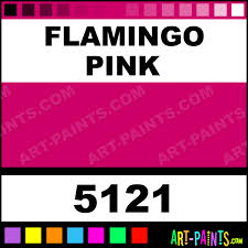 flamingo pink professional airbrush spray paints 5121 flamingo
