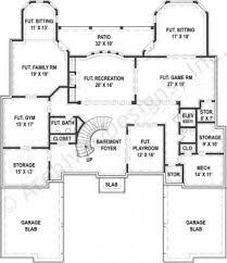 Slab House Plans by Alexandra Luxury House Plan House Plan Designer