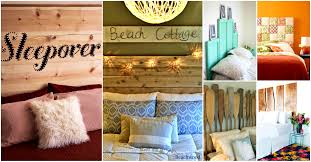 bedroom glamorous creative upcycled headboard ideas bedrooms