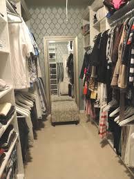 Closet Chairs Master Closet Makeover Step 3 Design U0026 Install New South Home
