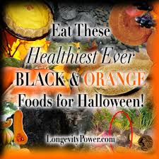 eat these black u0026 orange foods for halloween christian bates
