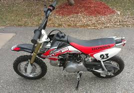 2007 honda crf50 fiddy 600 mnsbr