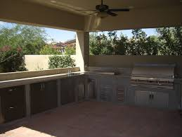 outdoor kitchen designs for small spaces small outdoor kitchen spaces great phoenix patio design desert