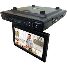 sylvania skcr2706bt 10 2 inch under cabinet kitchen tv ebay brand new lowest price