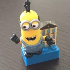 Building A Box Blind Sharky U0027s Collection Showcase Minions Mega Bloks Build A Minion
