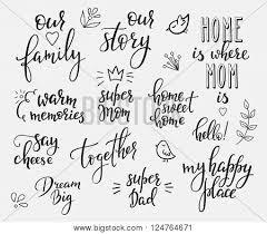 wedding album quotes lettering photography overlay set vector photo bigstock