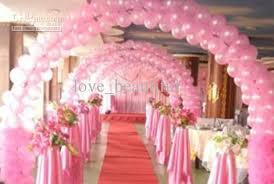 balloon decorations for weddings prices w bay hialeah fl