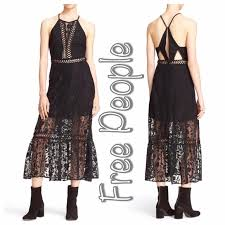 78 Off Free People Dresses U0026 Skirts Free People Anastasia Maxi