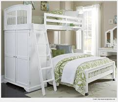 Full Over Queen Bunk Bed With Stairs Bedroom Decoration - Full over queen bunk bed