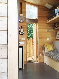 fresh 230 sq ft tiny house looks like a camper but feels like