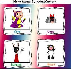 Meme Neko - neko meme by mrpr1993 on deviantart